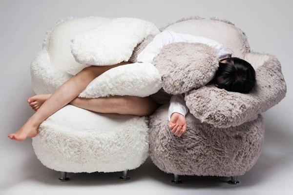 ¿Necesitas un abrazo? No, lo que necesitas es ¡este sillón!