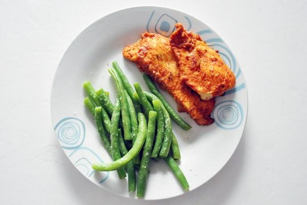 Receta. Pechuga de pollo a la paprika, es tan sencilla que será tu favorita.