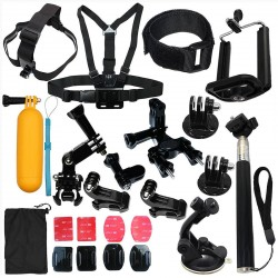 All-You-Need Accessory Kit for Action Cameras