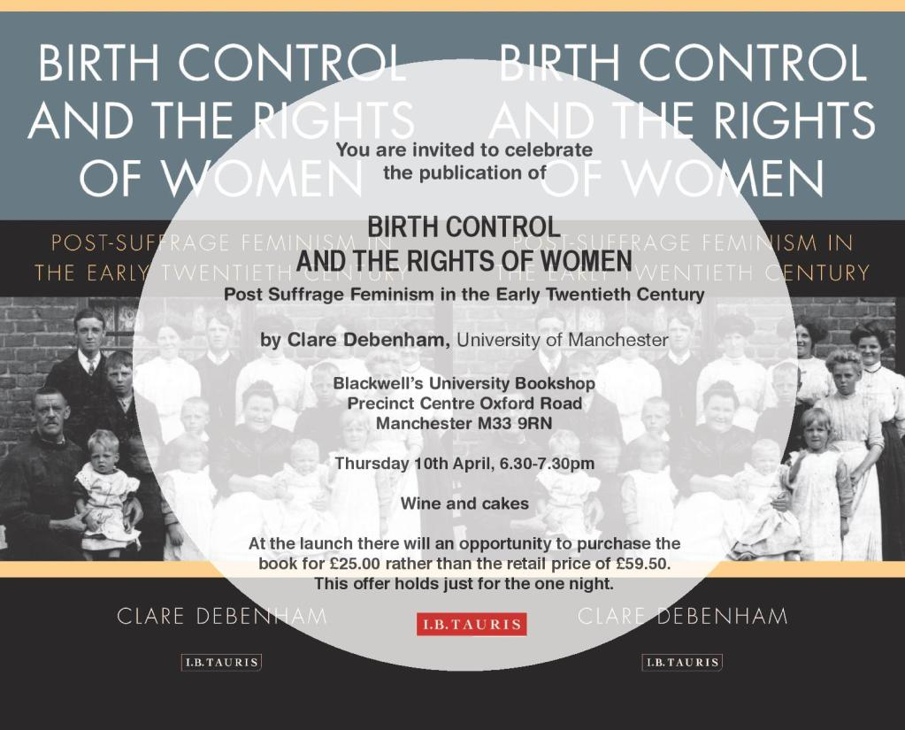 Birth control and the rights of women: post-suffrage feminism in the early twentieth century