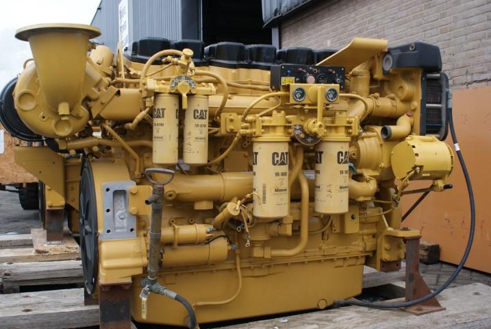 New Surplus Caterpillar C18 Dita 479hpsel Marine