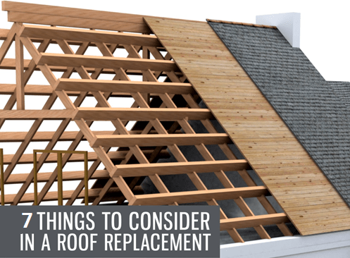 Things to Consider When Replacing Your Residential Roof.