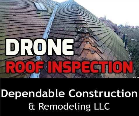 Drones, For Roof Inspections