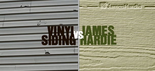 Vinyl Siding or Hardie Board – Which Should You Choose?