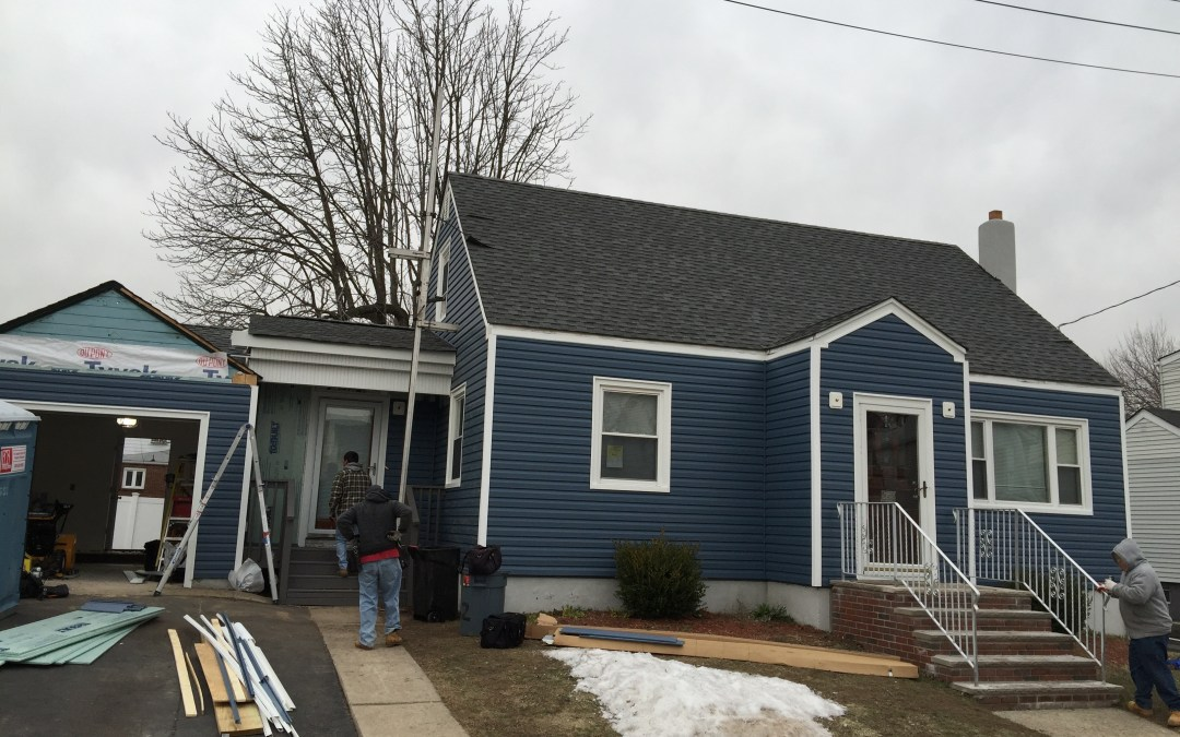 The Effect of Vinyl Siding on the Appearance of Your House