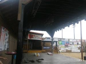 JD Legends Roof