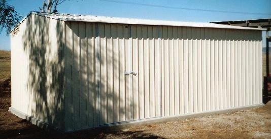 Gable Roof garden sheds, Brisbane, Toowoomba