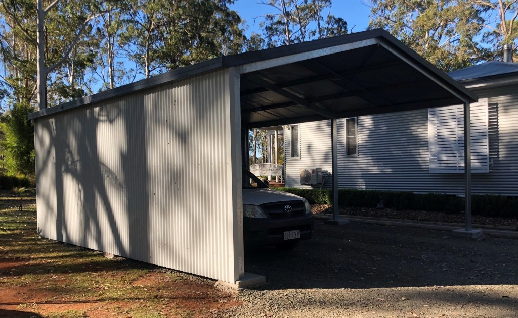 gable roof carport pricing