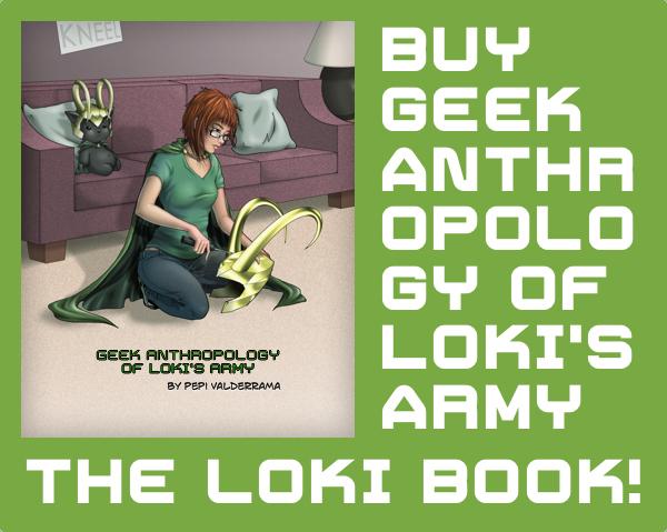 geek anthropology of loki's army, loki, loki's army, depepi, depepi.com, geek anthropology, anthropology, geek, loki book