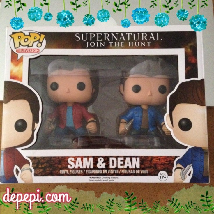 Funkomania: Collecting Supernatural Funko Pops  Yay to