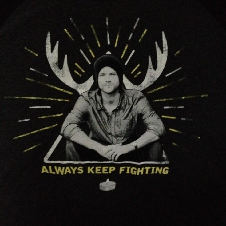AKF, always keep fighting, SPN, SPNFamily, depepi, depepi.com