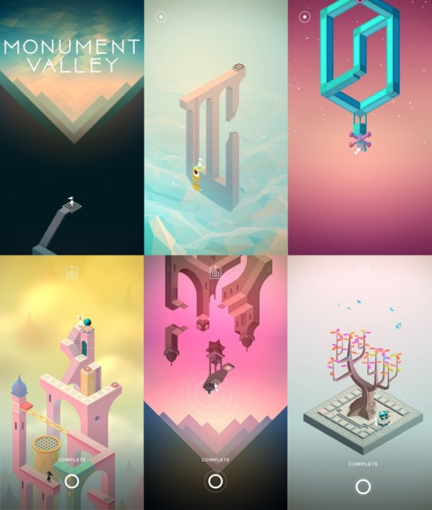 games, gamer, free spirit award, blog award, depepi, depepi.com, monument valley