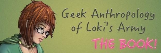 loki, loki's army, loki book, geek anthropology, geek anthropology of loki's army, depepi, depepi.com