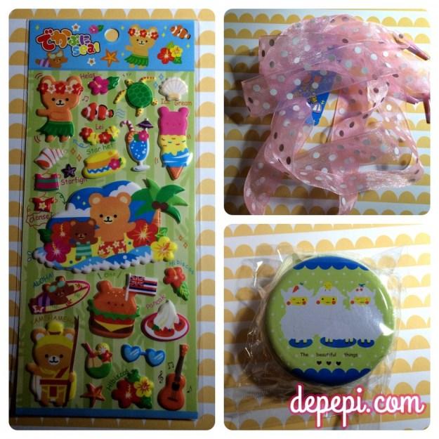 kawaii giveaway, kawaii, depepi, depepi.com