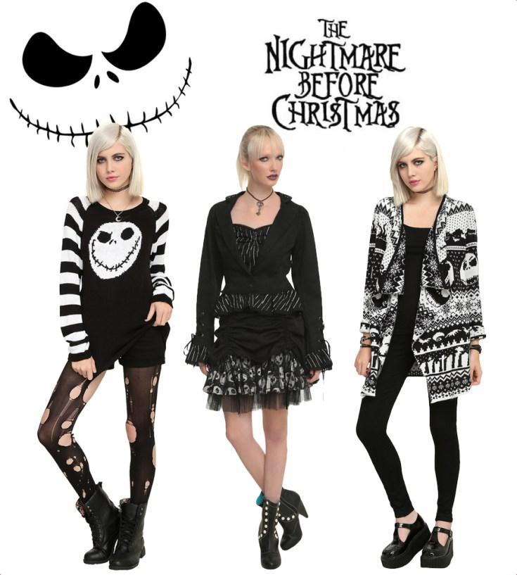 nightmare before xmas, geek fashion, depepi, depepi.com