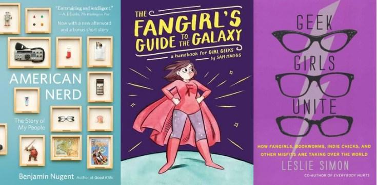 books on geeks, books on nerds, geek, nerd, fangirl, fanboy, depepi, depepi.com