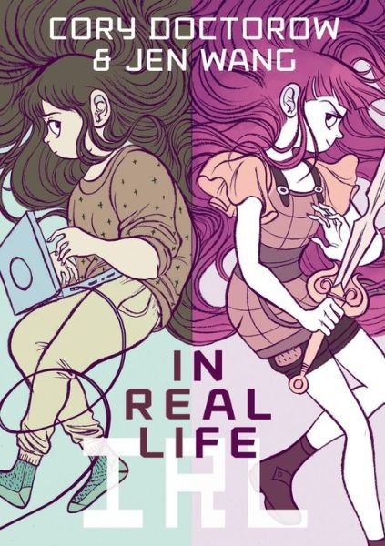 in real life, comics, review, depepi, depepi.com, geek anthropology