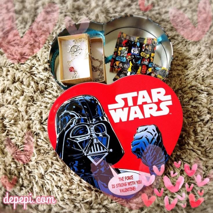 valentine, valentine 2016, geek girls x bloggers, valentine card swap, secret valentine, depepi, depepi.com