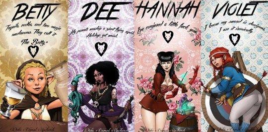 rat queens, image comics, comics, image comics shadowline, shadowline, depepi, depepi.com
