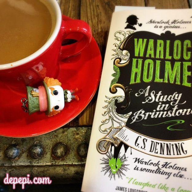warlock holmes, sherlock holmes, depepi, depepi.com, sherlock, review