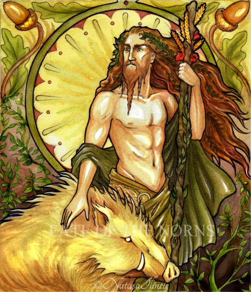 frey, norse mythology, norse gods, loki, loki's army, depepi, depepi.com
