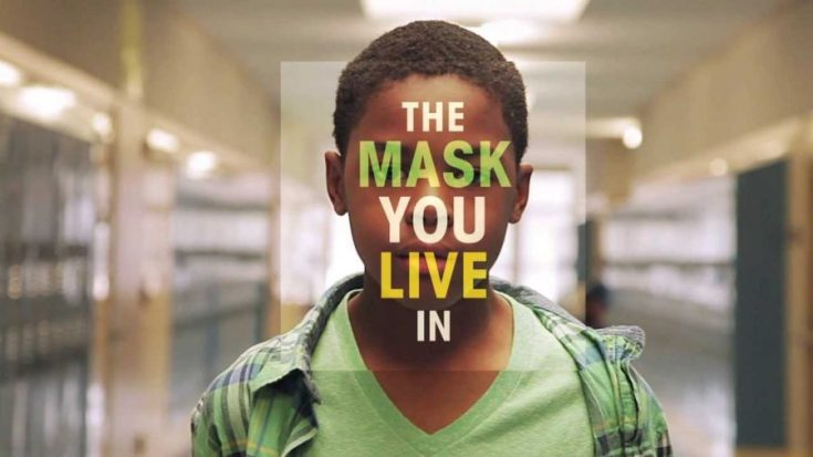 the mask you live in, netflix, documentary, feminism, depepi, depepi.com
