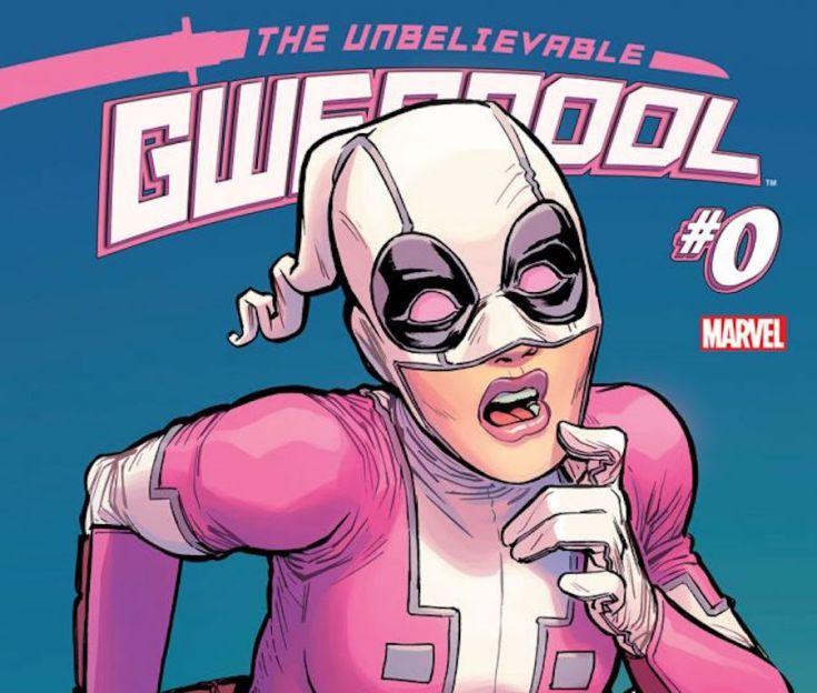 gwenpool, the unbelievable gwenpool, marvel, marvel, comics, comics thorsday, depepi, depepi.com