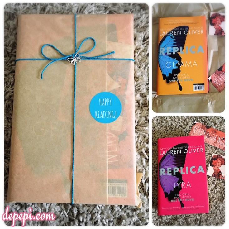 nerdy bookworm box, nerdy, nerds, bookworm, unboxing, depepi, depepi.com