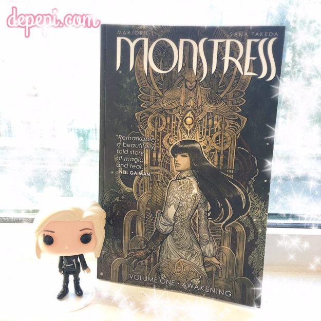 monstress, image, comics, image comics, depepi, depepi.com