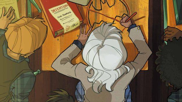 gotham, gotham academy, dc, dc comics, depepi, depepi.com, comics, comics thorsday