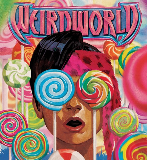 thorsday, comics thorsday, marvel, marvel comics, weirdworld, depepi, depepi.com