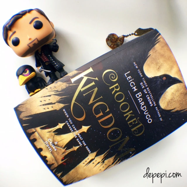 leigh bardugo, six of crows, crooked kingdom, once, captain hook, killian jones, once upon a time, ouat, funko, funko pop, funko friday, depepi, depepi.com
