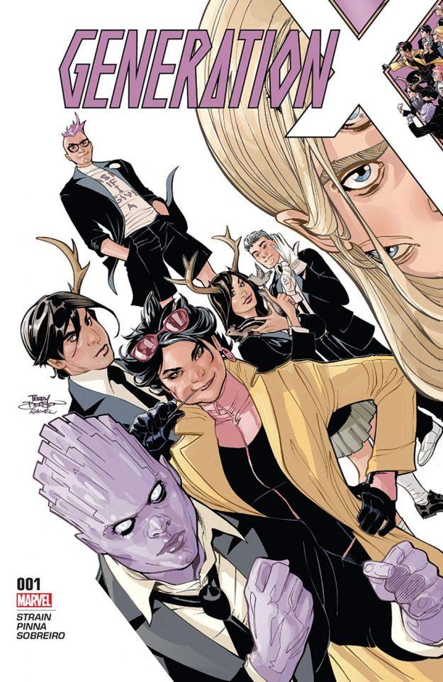 jubilee, marvel, marvel comics, generation x, depepi, depepi.com