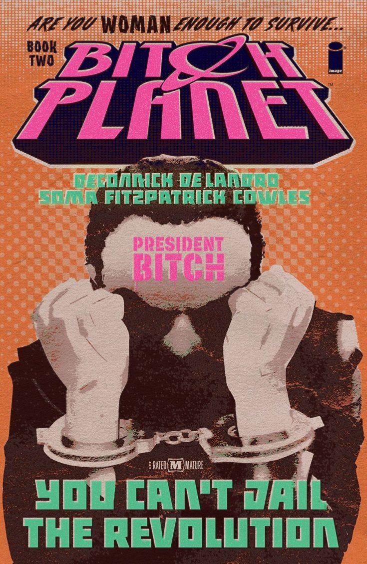 bitch planet, comics, comics thorsday, thorsday, depepi, depepi.com