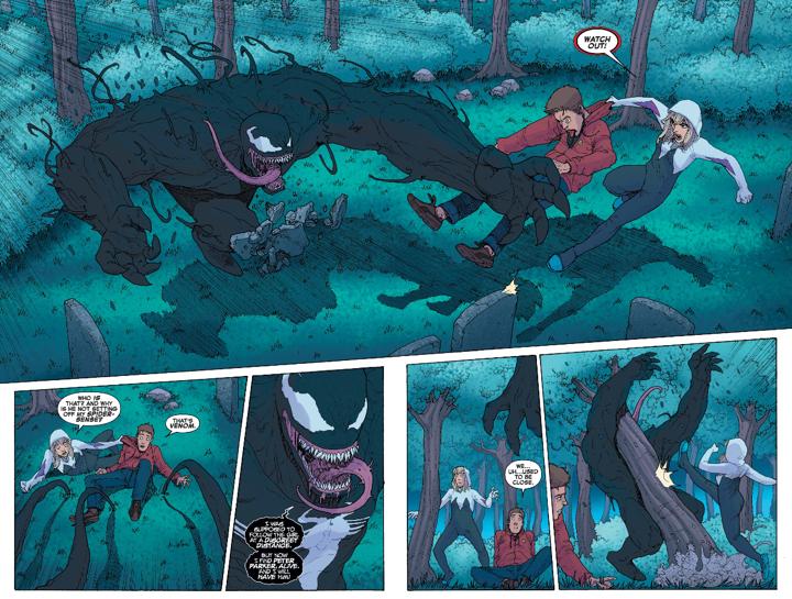 spider-verse, spider-man, spider-gwen, comics, comics thorsday, thorsday, marvel comics, marvel, depepi, depepi.com