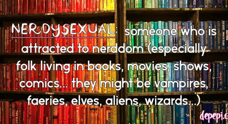 nerdysexual, depepi, depepi.com