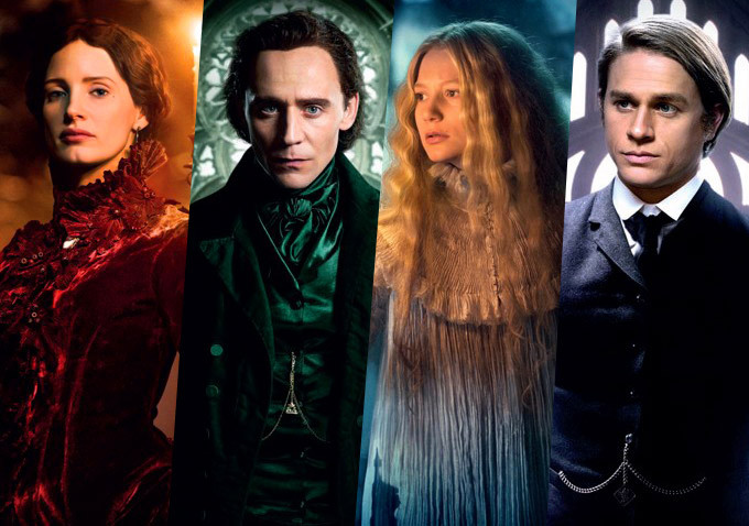 crimson peak, reviews, halloween, horror, depepi, depepi.com
