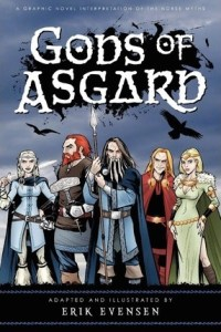 gods of asgard, comics, graphic novel, norse mythology, depepi, depepi.com, loki, thor, odin