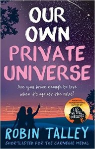 our own private universe, robin talley, depepi, depepi.com