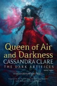 queen of air and darkness, the dark artifices, cassandra clare, depepi, depepi.com