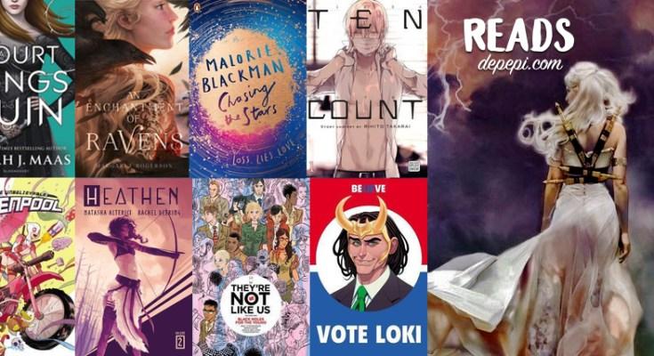 reads, reading list, to read, bookish list, bookshop, depepi, depepi.com, comics, manga, yaoi manga