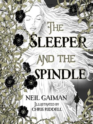 The Sleeper and the Spindle, neil gainman, bookish, depepi, depepi.com, bookshop