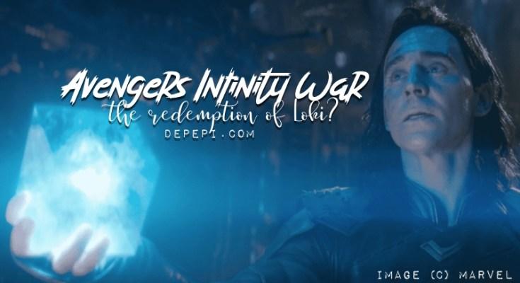 avengers, avengers infinity war, loki, loki's army, loki's redemption, redemption of loki, marvel, marvel comics, mcu, depepi, depepi.com