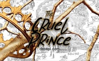 the cruel prince, holly black, fairies, drunk fairies, review, depepi, depepi.com, bookish