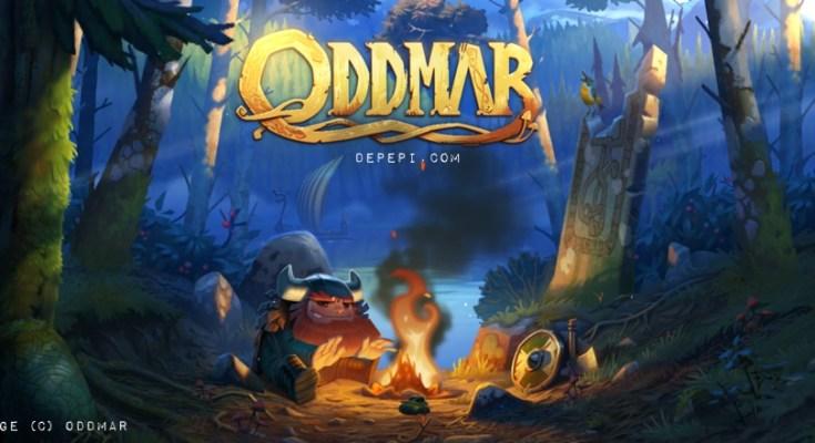 oddmar, apps, ios, apple, game, reviews, depepi, depepi.com, vikings