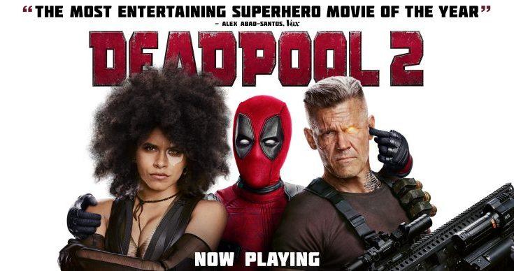 deadpool, deadpool 2, cable, domino, negasonic, marvel comics, marvel, reviews, depepi, depepi.com