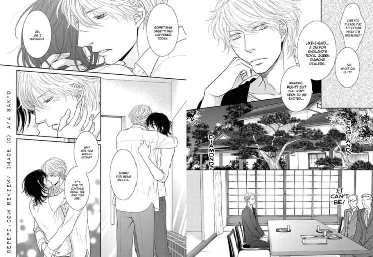 kuroneko kareshi no aishikata, クロネコ彼氏の愛し方, aya sakyo, yaoi, yaoi manga, depepi, depepi.com, review