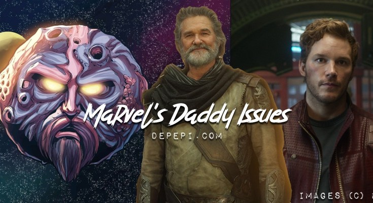 Marvel's daddy issues, daddy issues, depepi, depepi.com, mcu, avengers infinity war