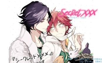 secret xxx, secret xxx peke peke peke, シークレット ペケペケペケ, Meguru Hinohara, yaoi, yaoi manga, depepi, depepi.com, review