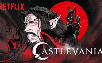 castlevania, netflix, gaming, animation, depepi, depepi.com, reviews